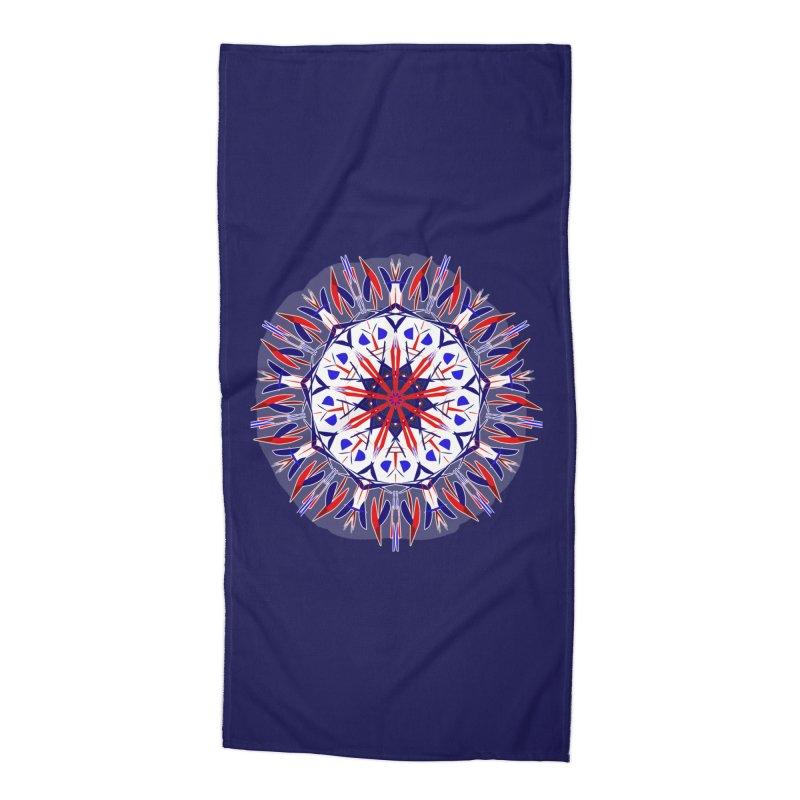J4 Flame Accessories Beach Towel by dotdotdottshirts's Artist Shop