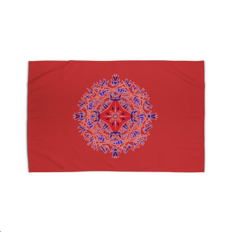 J4 Red Home Rug by dotdotdottshirts's Artist Shop