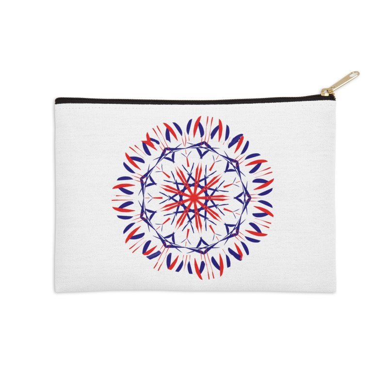 J4 White Accessories Zip Pouch by dotdotdottshirts's Artist Shop
