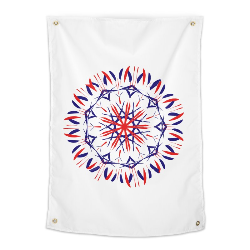 J4 White Home Tapestry by dotdotdottshirts's Artist Shop