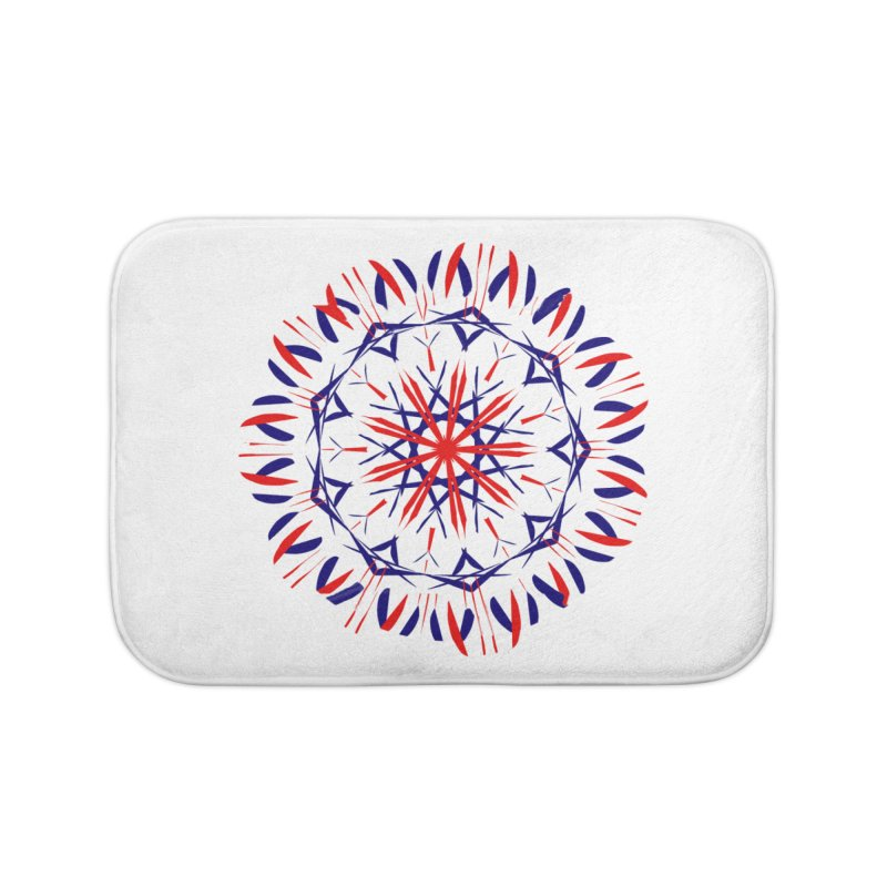 J4 White Home Bath Mat by dotdotdottshirts's Artist Shop