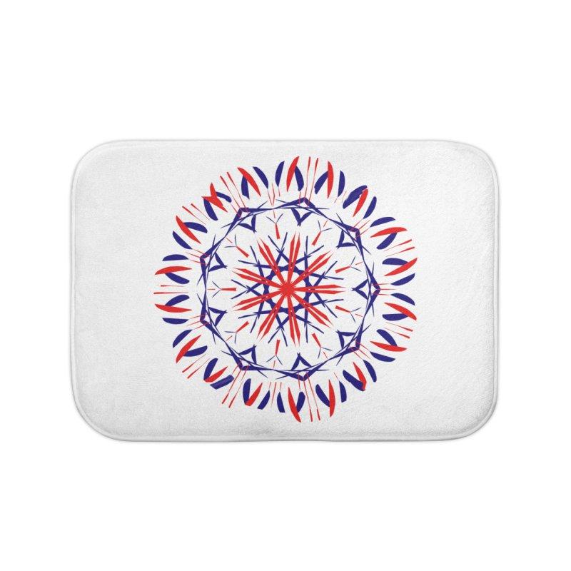 J4 White Home Bath Mat by dotdotdottshirts's Artist Shop