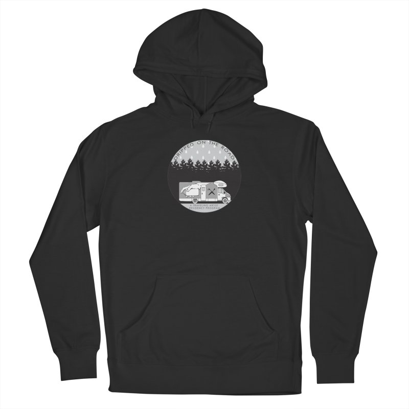 DOTR Logo Grey Men's Pullover Hoody by Dripped On The Road Artist Shop