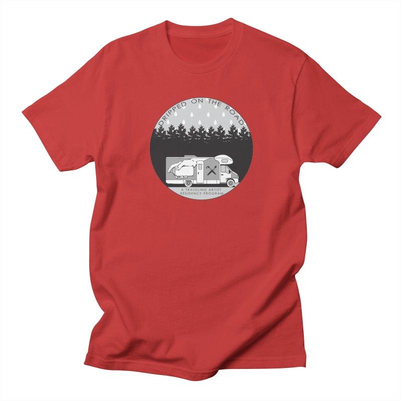 DOTR Logo Grey Men's Regular T-Shirt by Dripped On The Road Artist Shop
