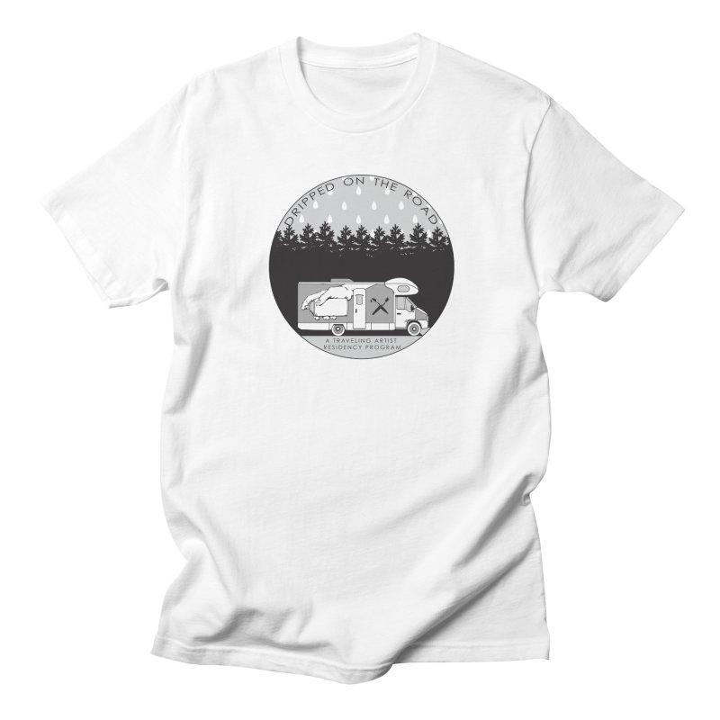 DOTR Logo Grey Women's Regular Unisex T-Shirt by Dripped On The Road Artist Shop