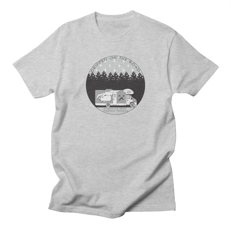 DOTR Logo Grey Women's Regular Unisex T-Shirt by Dripped On The Road Artist Shop