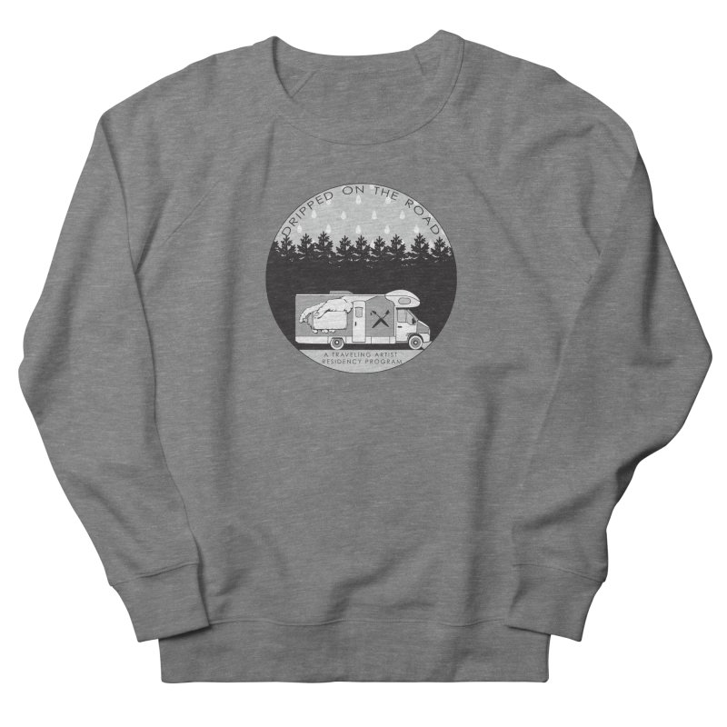 DOTR Logo Grey Men's Sweatshirt by Dripped On The Road Artist Shop