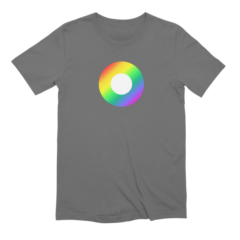The Rainbow Collection Men's T-Shirt by Dot HQ