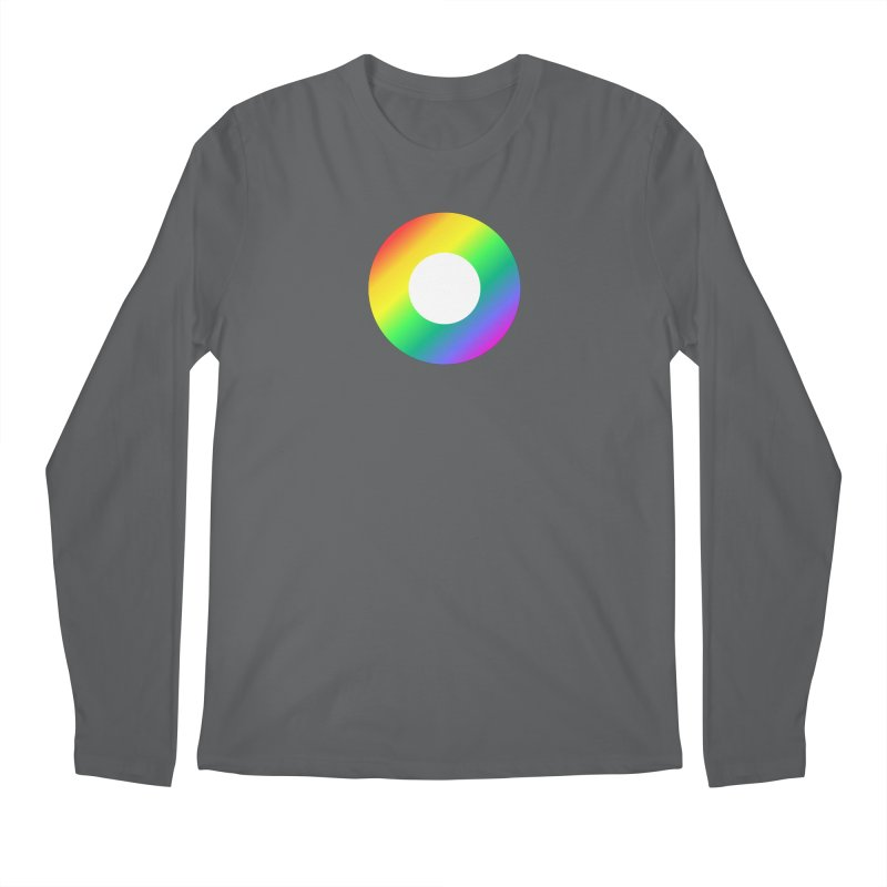 The Rainbow Collection Men's Longsleeve T-Shirt by Dot HQ