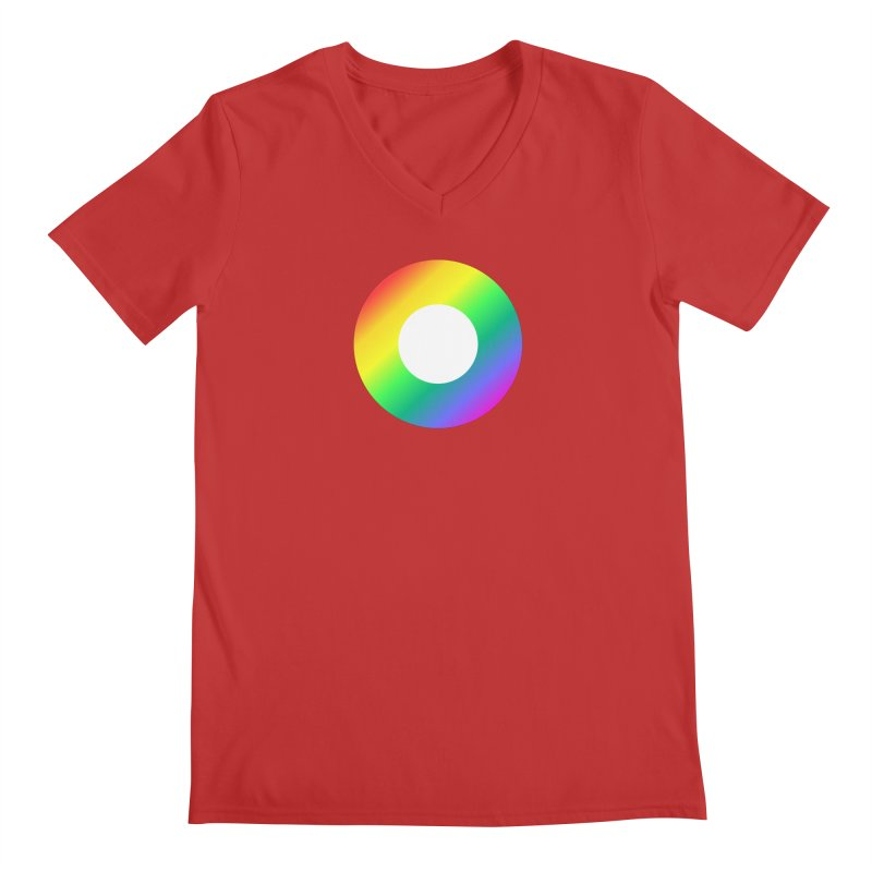 The Rainbow Collection Men's V-Neck by Dot HQ