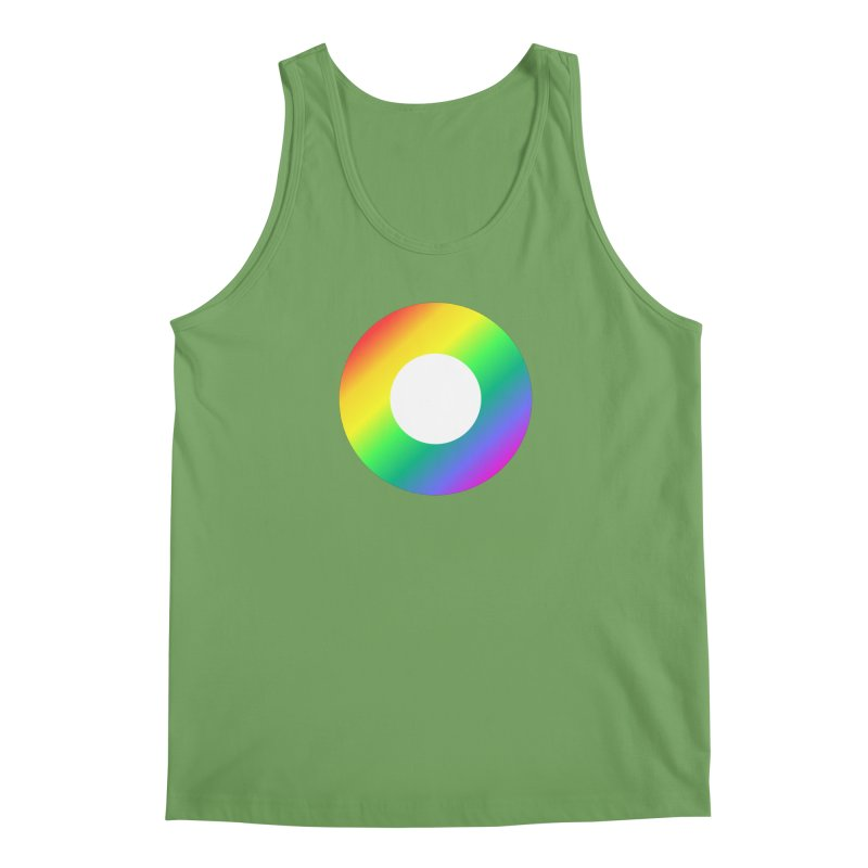 The Rainbow Collection Men's Tank by Dot HQ