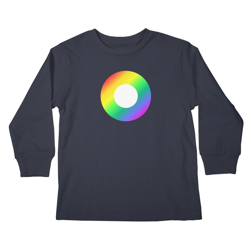 The Rainbow Collection Kids Longsleeve T-Shirt by Dot HQ