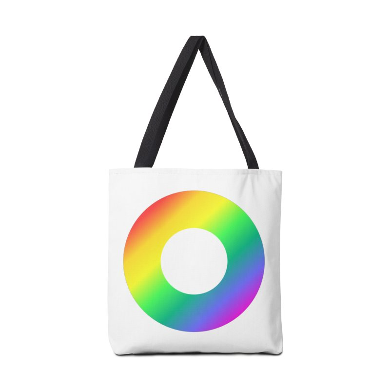 The Rainbow Collection Accessories Bag by Dot HQ