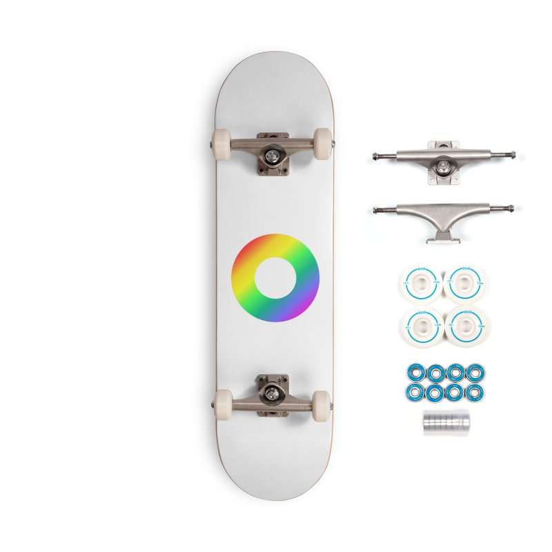 The Rainbow Collection Accessories Skateboard by Dot HQ