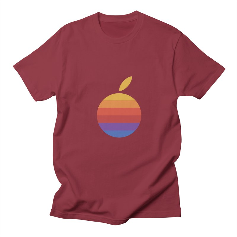 Dotintosh™ Logomark Men's Regular T-Shirt by Dotintosh™ Official Merch