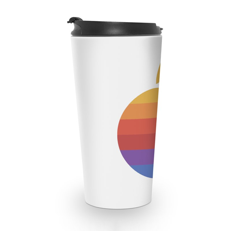 Dotintosh™ Logomark Accessories Travel Mug by Dotintosh™ Official Merch