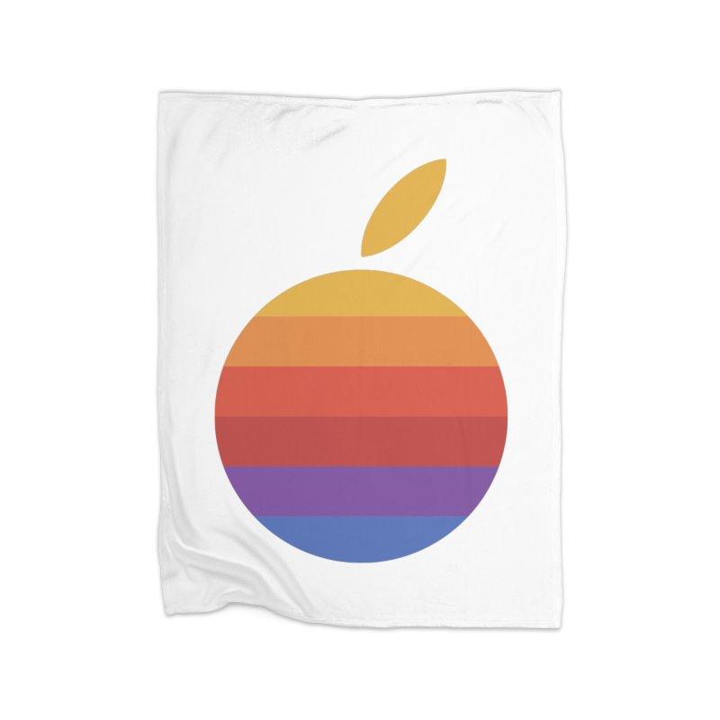 Dotintosh™ Logomark Home Blanket by Dotintosh™ Official Merch