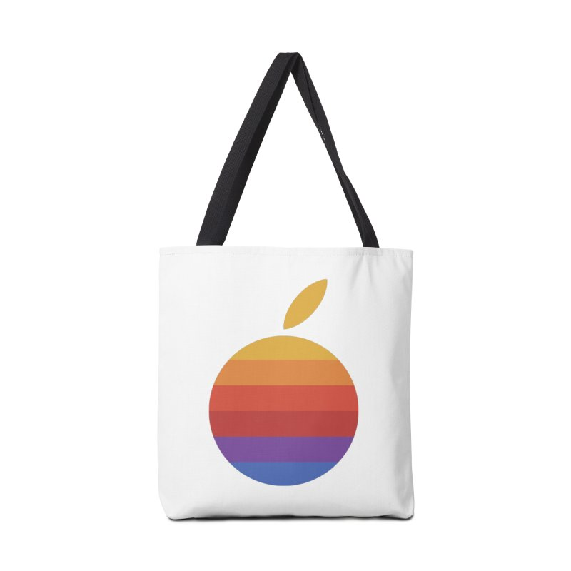 Dotintosh™ Logomark Accessories Bag by Dotintosh™ Official Merch