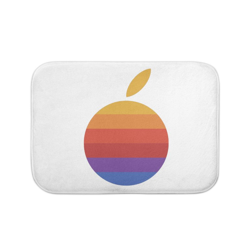 Dotintosh™ Logomark Home Bath Mat by Dotintosh™ Official Merch