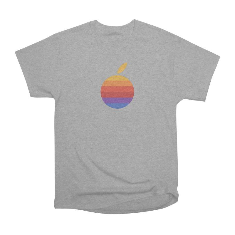 Dotintosh™ Logomark Women's Heavyweight Unisex T-Shirt by Dotintosh™ Official Merch