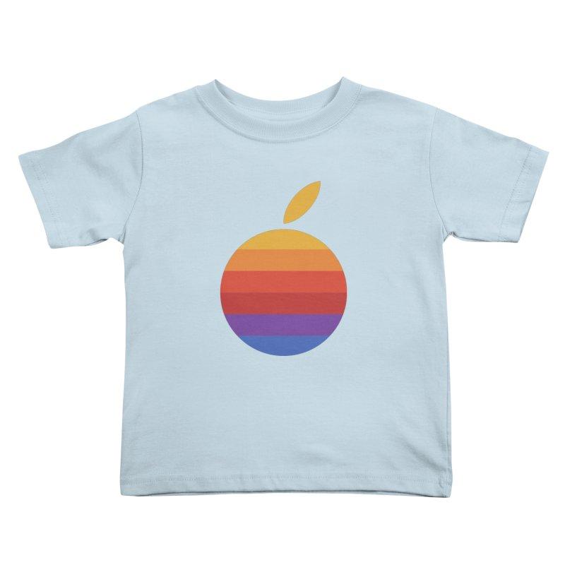 Dotintosh™ Logomark Kids Toddler T-Shirt by Dotintosh™ Official Merch