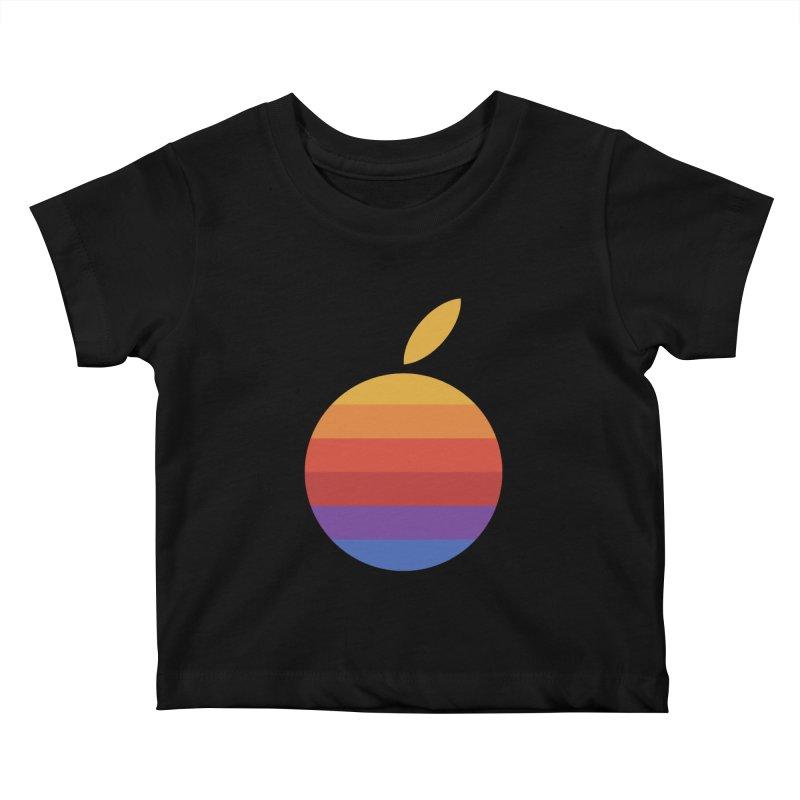 Dotintosh™ Logomark Kids Baby T-Shirt by Dotintosh™ Official Merch