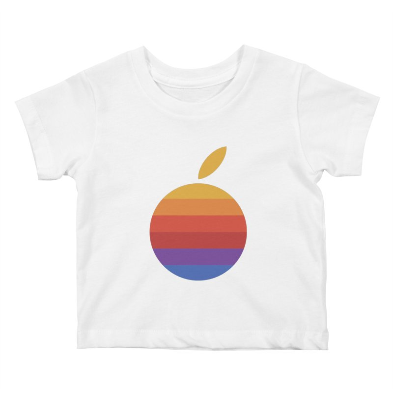 Dotintosh™ Logomark Kids Baby T-Shirt by Dotintosh™ Official Merch