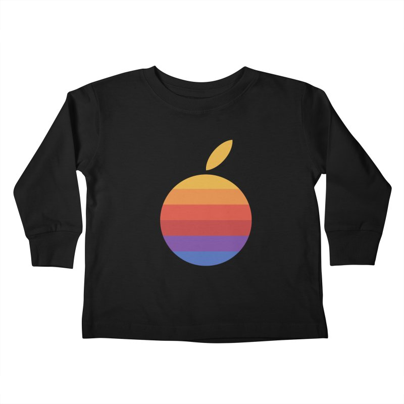 Dotintosh™ Logomark Kids Toddler Longsleeve T-Shirt by Dotintosh™ Official Merch