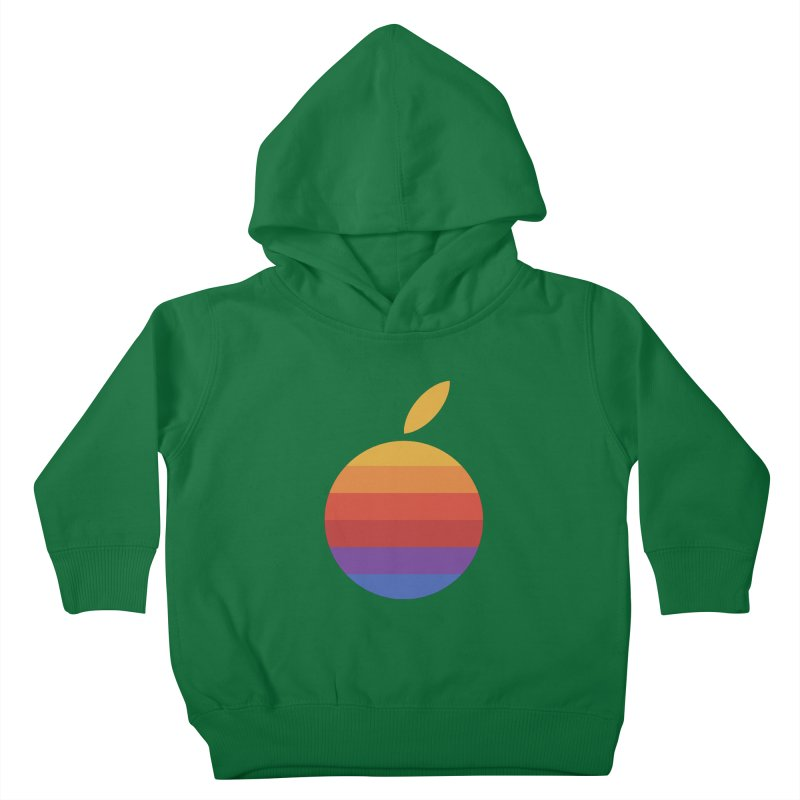 Dotintosh™ Logomark Kids Toddler Pullover Hoody by Dotintosh™ Official Merch
