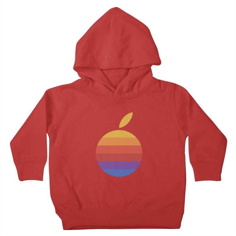 Dotintosh™ Logomark Kids Toddler Pullover Hoody by Dotintosh™ Official Merch