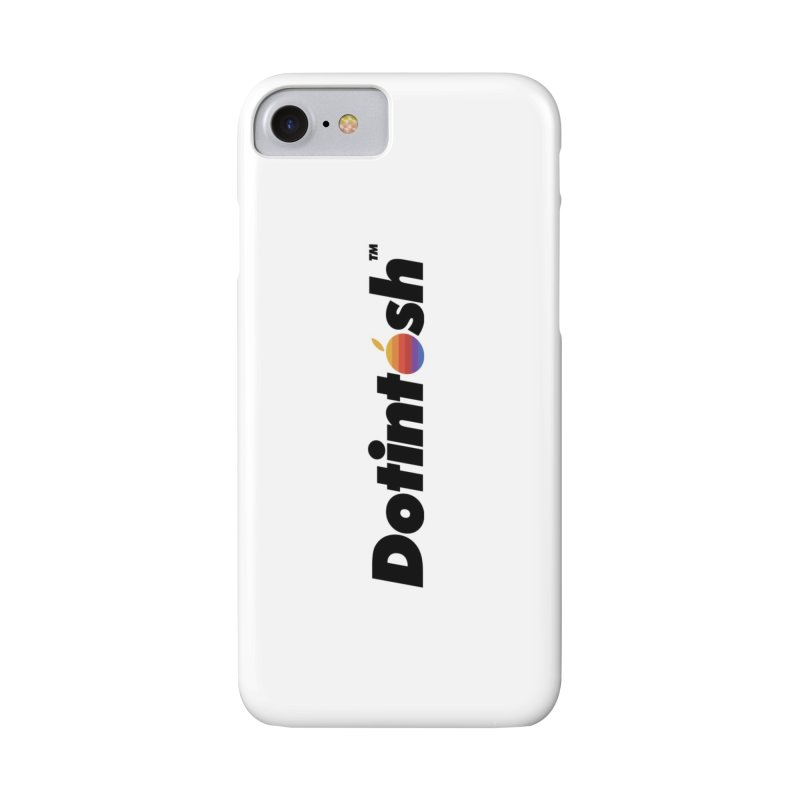 Dotintosh™ Logotype Accessories Phone Case by Dotintosh™ Official Merch