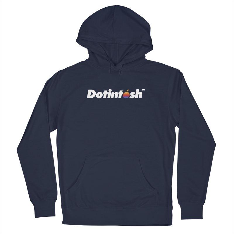 Dotintosh™ Logotype Men's Pullover Hoody by Dotintosh™ Official Merch