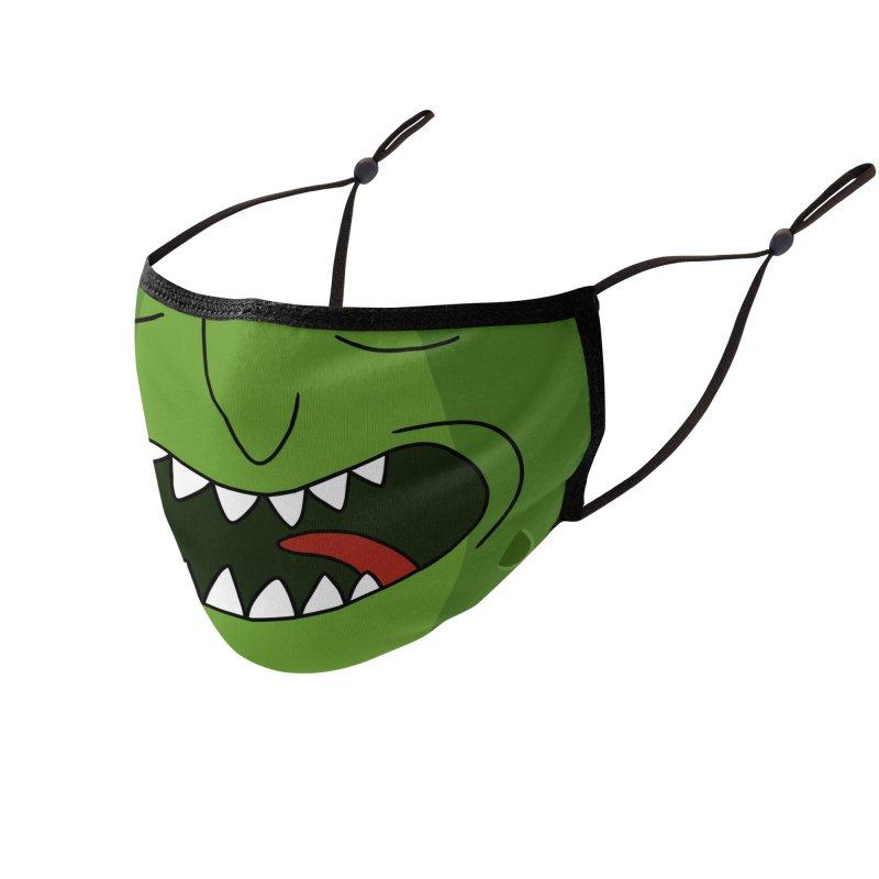 Pickle Man Accessories Face Mask by dotproblems's Artist Shop