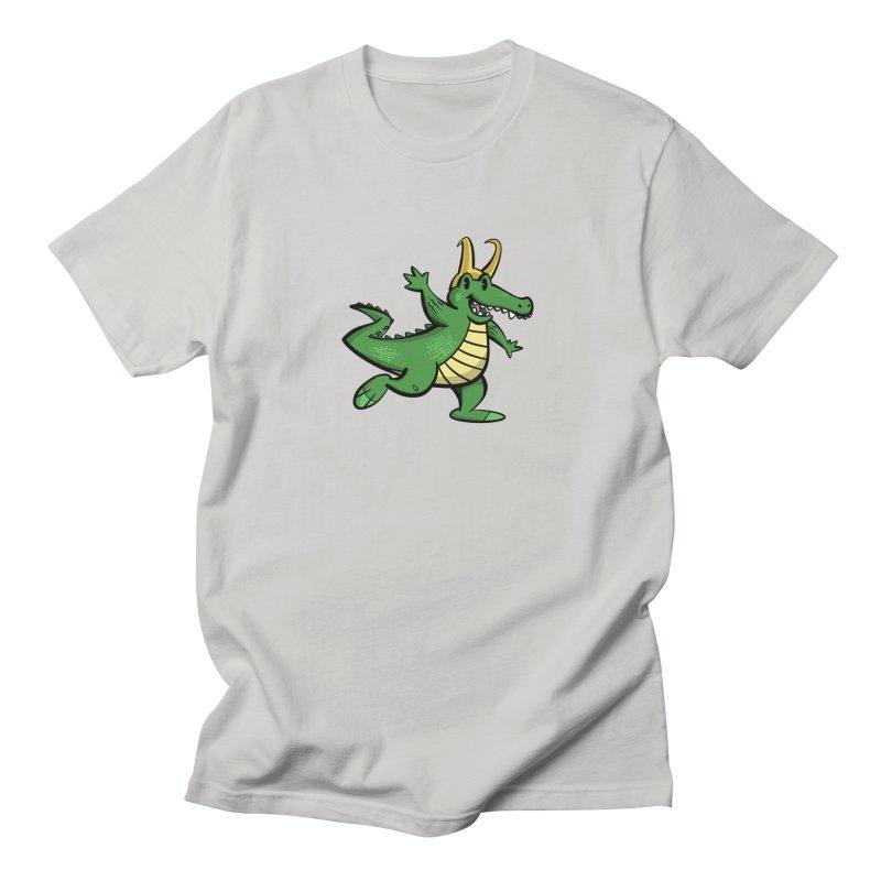 Loki-gator Men's T-Shirt by dotproblems's Artist Shop