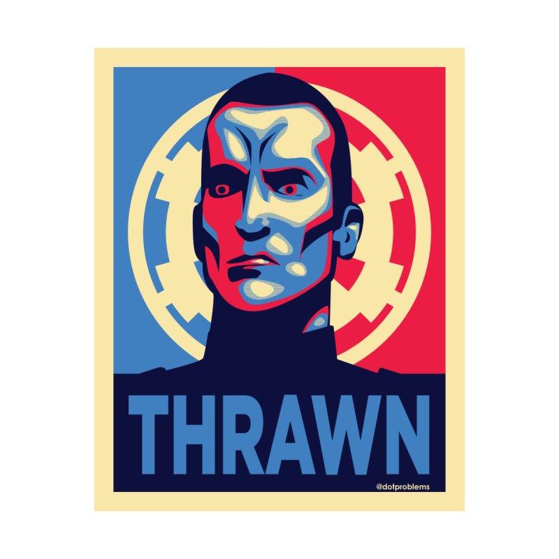 Vote Thrawn Men's T-Shirt by dotproblems's Artist Shop