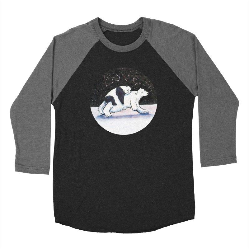 Bear Hugs Men's Longsleeve T-Shirt by dotsofpaint threads