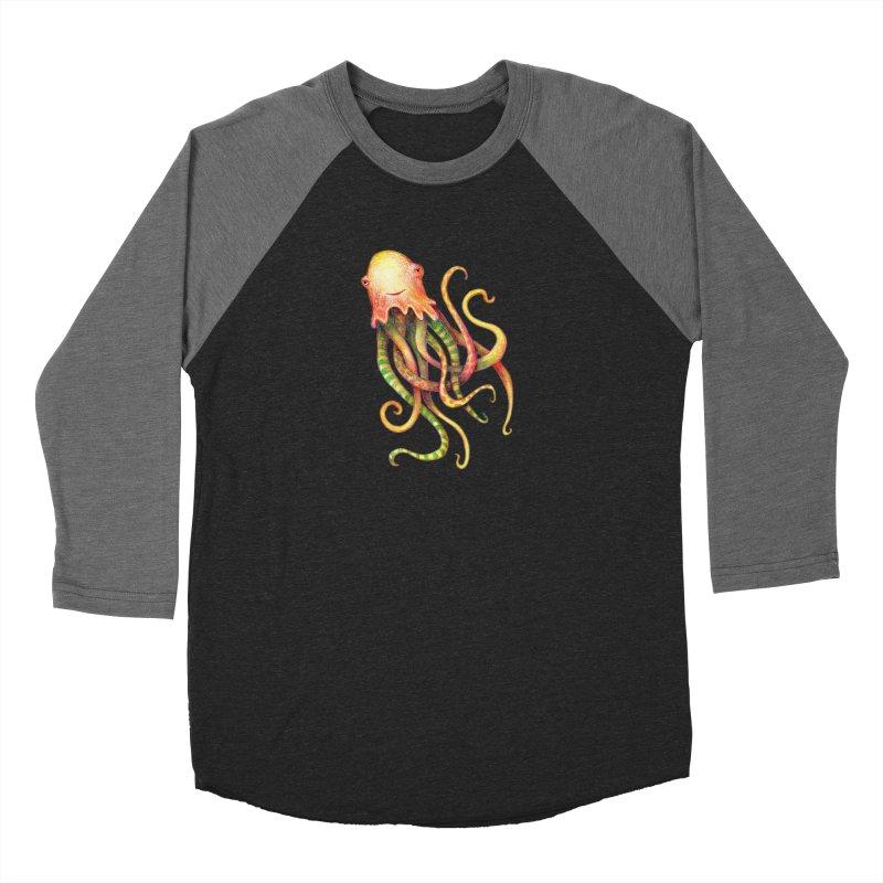 Octopus 2018 Women's Longsleeve T-Shirt by dotsofpaint threads