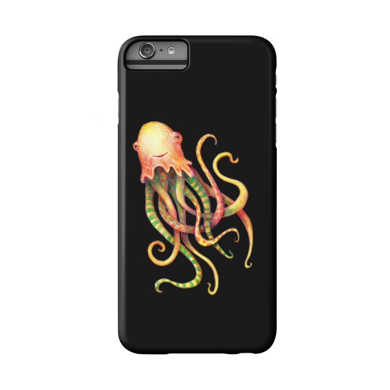 Octopus 2018 Accessories Phone Case by dotsofpaint threads