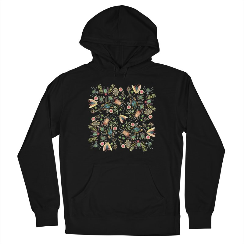 Bugs Galore Women's Pullover Hoody by dotsofpaint threads