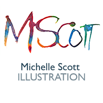 dotsofpaint threads Logo