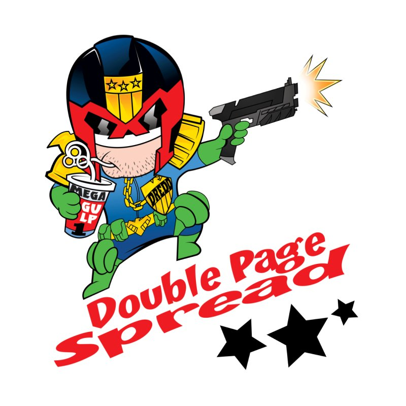 DPS Dredd by doublepagespread's Artist Shop