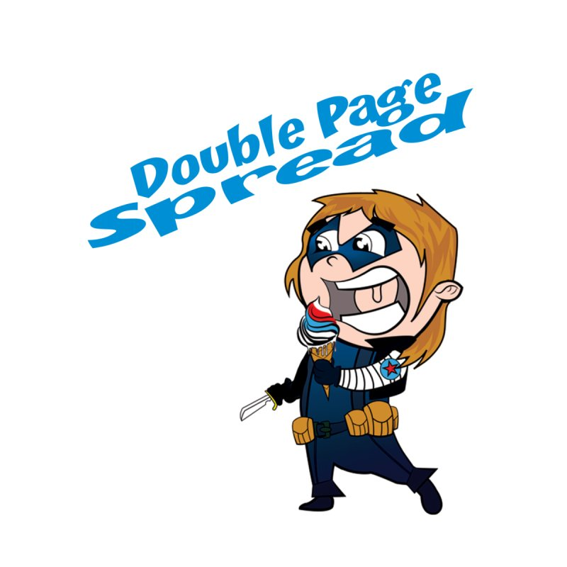 DPS Winter Soldier by doublepagespread's Artist Shop