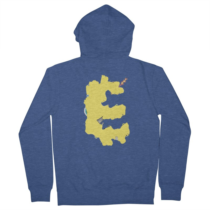 Face It (E) Men's Zip-Up Hoody by Face It, You Want This