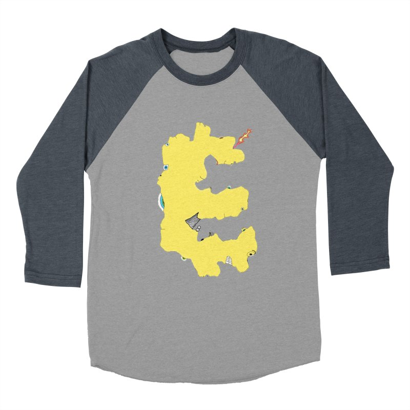Face It (E) Women's Baseball Triblend T-Shirt by Face It, You Want This