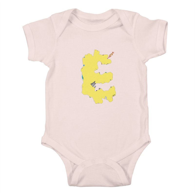 Face It (E) Kids Baby Bodysuit by Face It, You Want This
