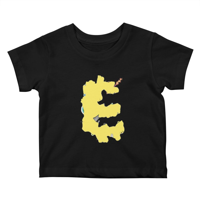 Face It (E) Kids Baby T-Shirt by Face It, You Want This