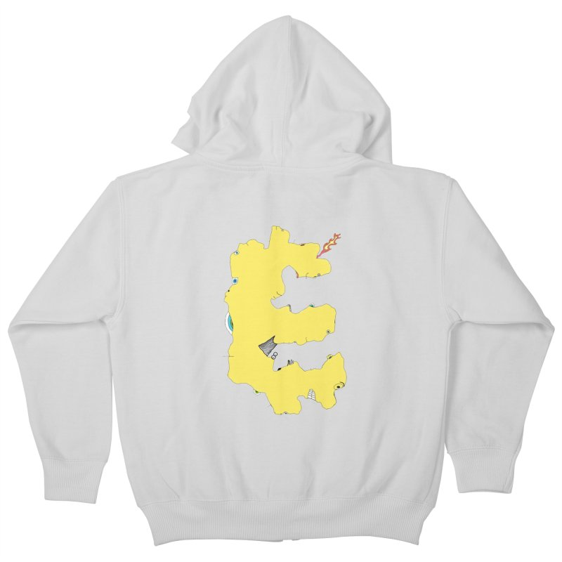 Face It (E) Kids Zip-Up Hoody by Face It, You Want This