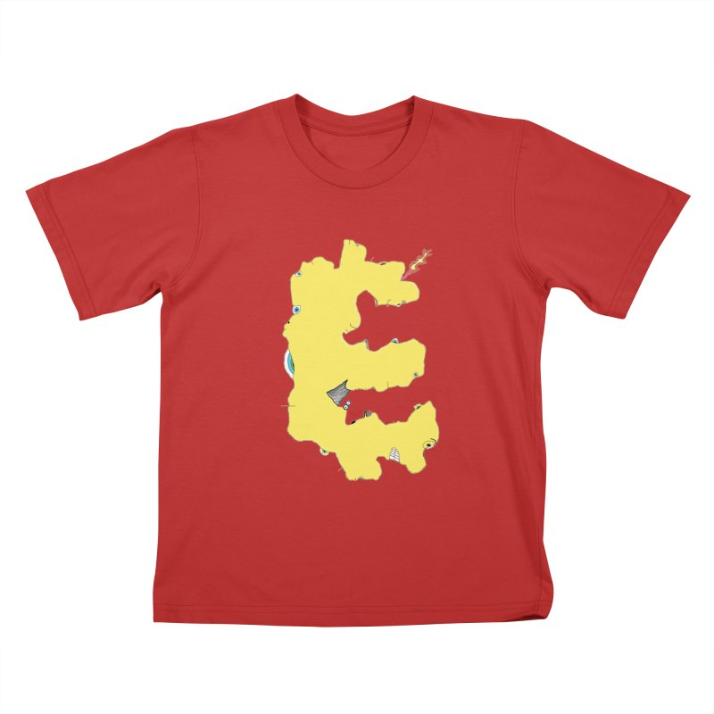 Face It (E) Kids T-shirt by Face It, You Want This