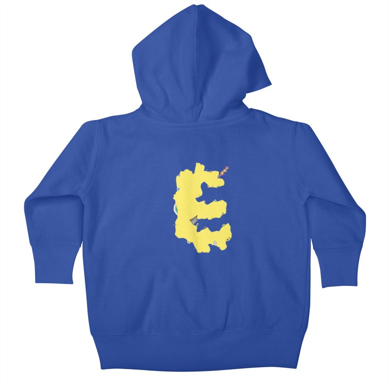 Face It (E) Kids Baby Zip-Up Hoody by Face It, You Want This