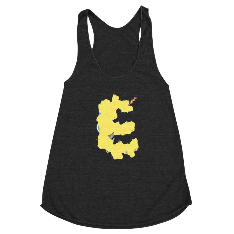 Face It (E) Women's Racerback Triblend Tank by Face It, You Want This